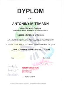 Lubaczów Antonina Mittmann