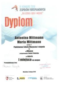 Antonina iMaria Mittmann -Miechów