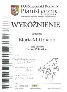 Maria Mittmann Libiąż
